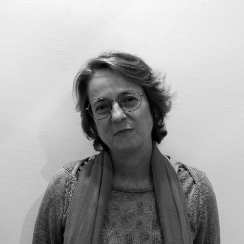 Marta Sanz en Letraheridas 2019 en Katakrark, Pamplona. Autora de 'Monstruas y centauros'.