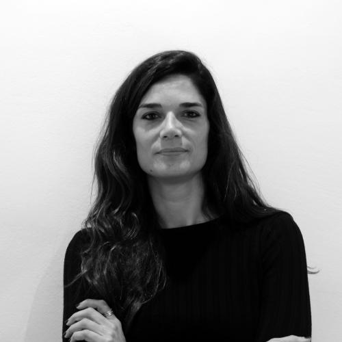 Clara Serra Sánchez en Letraheridas 2019 en Katakrak, Pamplona. Autora de 'Manual ultravioleta'.