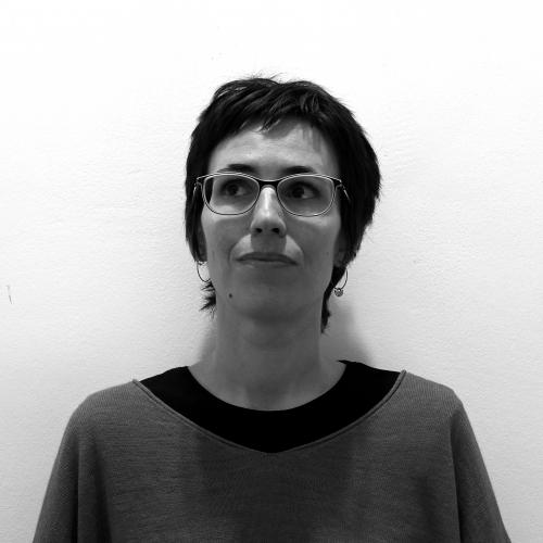 Eva Baltasar en Letraheridas 2019 en Katakrak, Pamplona. Autora de 'Permafrost'.