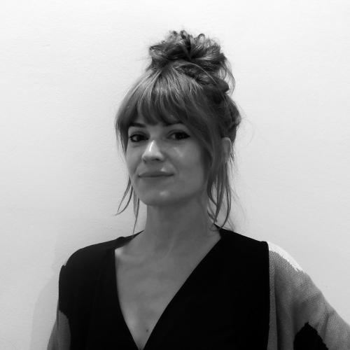 María Bastarós en Letraheridas 2019 en Katakrak, Pamplona. Autora de 'Historia de España contada a las niñas'.