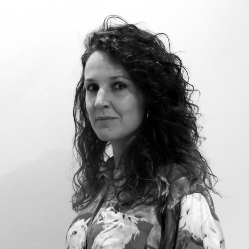 Sabina Urraca en Letraheridas 2019 en Katakrak, Pamplona. Autora de 'Las niñas prodigio'.