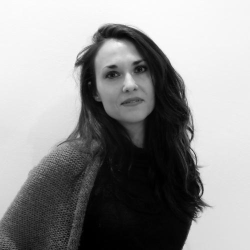 Florencia del Campo en Letraheridas 2019 en Katakrak, Pamplona. Autora de 'Madre mía'.