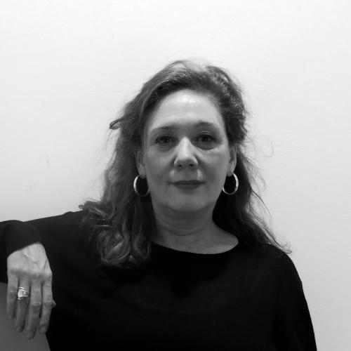 Cristina Fallarás en Letraheridas 2019 en Katakrak, Pamplona. Autora de 'Honrarás a tu padre y a tu madre'.